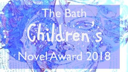 Bath Children's Novel Award 2018