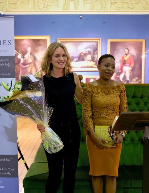 Interview: 2018 winner Abi Dare