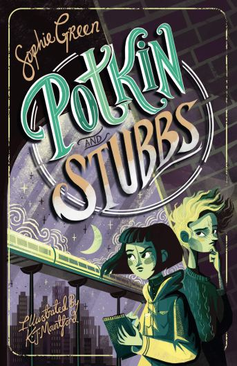 Book cover for Potkin and Stubbs