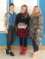 Kim Sherwood, Sophie Mallalieu and Caroline Ambrose
