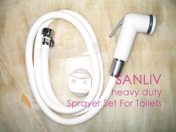 Spray Set For Islamic Toilet Shower