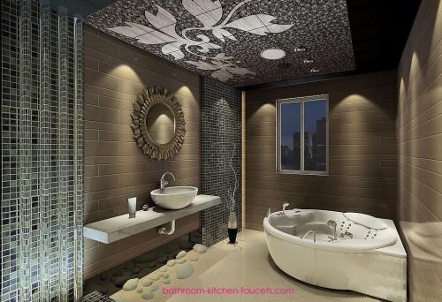 Luxury Bathroom Decoration Accessories