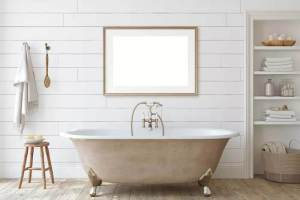 How To Protect Shiplap In A Bathroom