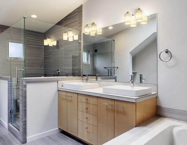 how to remove bathroom light fixture with no screws