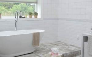 how to vent a bathroom with no outside access
