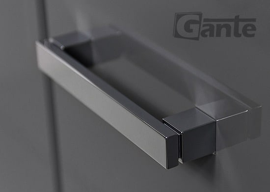 grey bathroom furniture, handle