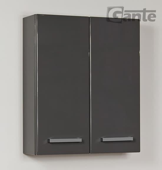 grey cabinet 60 cm