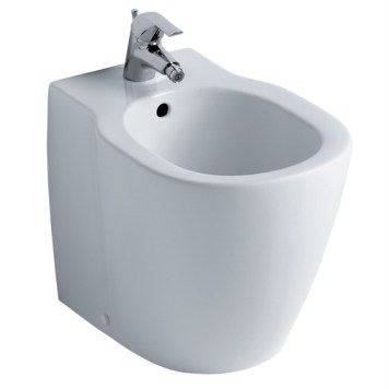 Ideal Standard Concept Freestanding White Bidet