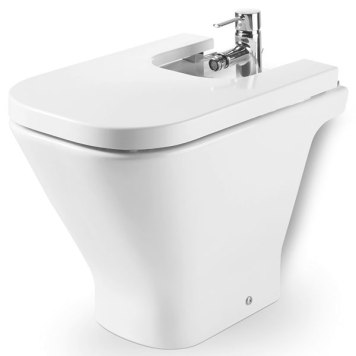 Roca The Gap Luxury Soft Close Bidet Lid