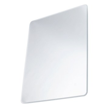 Bredon LED Bathroom Mirror Touch Sensitive Wall Light - Chrome