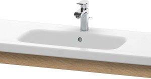 Duravit DuraStyle Washbasin Trim – 1130mm Wide – European Oak
