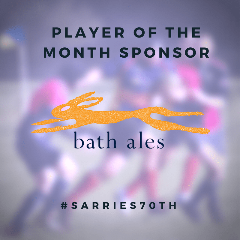 An absolute Gem of a sponsor - Bath Ales to sponsor the 2017/18 Player of the Month Award