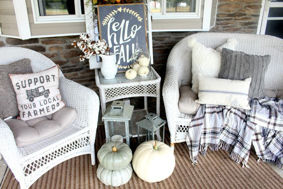 Fall Farmhouse ideas