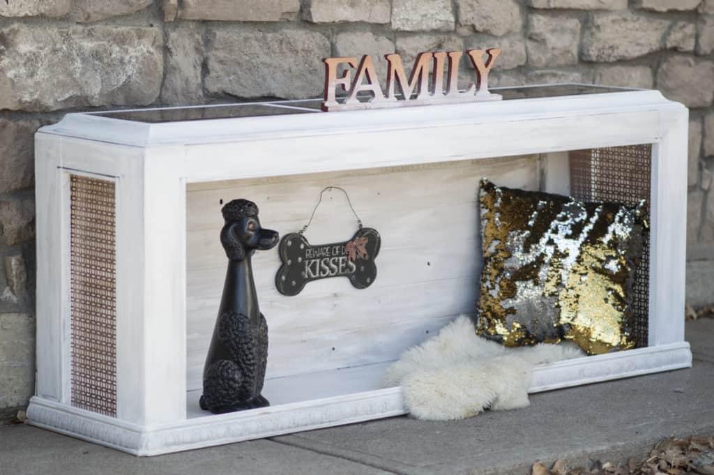 DIY Custom Dog Bed