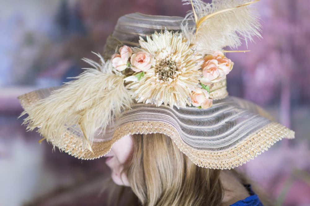 Create Your Own Kentucky Derby Hat