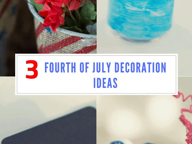 diy cheap fourth of july ideas