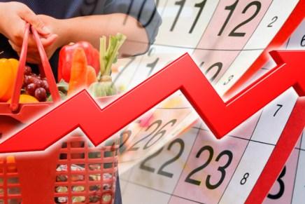 Mercados en noviembre (2017): Se cierra con inflación elevada en México