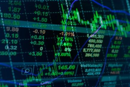 Top del día: Mercados financieros operan mixtos al inicio de la semana