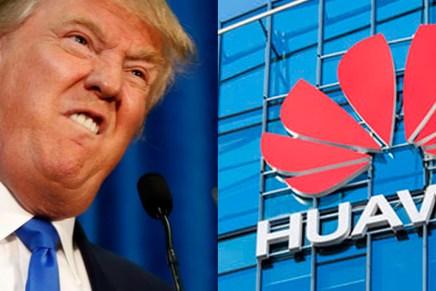 Top del día: Demanda de EUA vs Huawei renueva tensiones