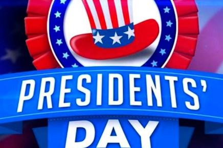 Top del día: Mercados inician con feriado por el Día del Presidente en EUA