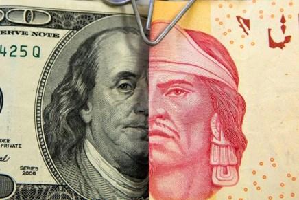 Flash Mercados: Peso vuelve a apreciarse, gana perspectiva de tasas bajas vs tensión comercial
