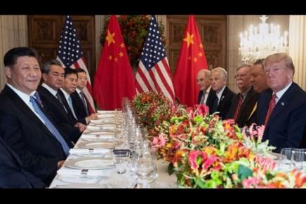 Top del día: Mejoran perspectivas para reunión Trump-Xi en G20