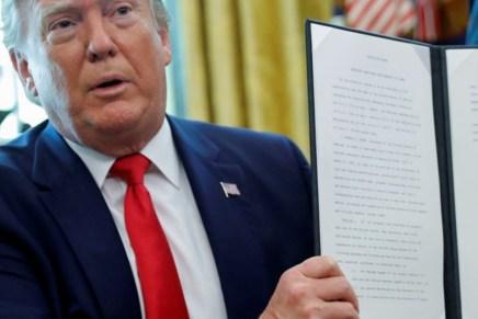 Top del día: Imposición de sanciones a Irán renueva aversión al riesgo en mercados