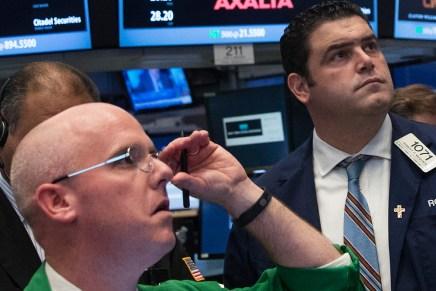 Top del día: Mercados tienen nuevamente un inicio de sesión negativo