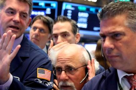 Top del día: Los mercados financieros retroceden