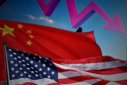 Cierre: Mercados cierran impactados negativamente por EUA-China