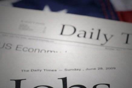 Top del día: Empleo en EUA cerró con cifras menores a las estimadas