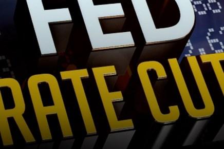 Cierre: Sorpresivo anuncio de la FED recorta tasa de referencia