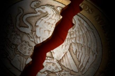 Top del día: Peso mexicano alcanza las 24 unidades por dólar