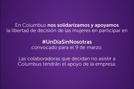 #UnDíaSinNosotras