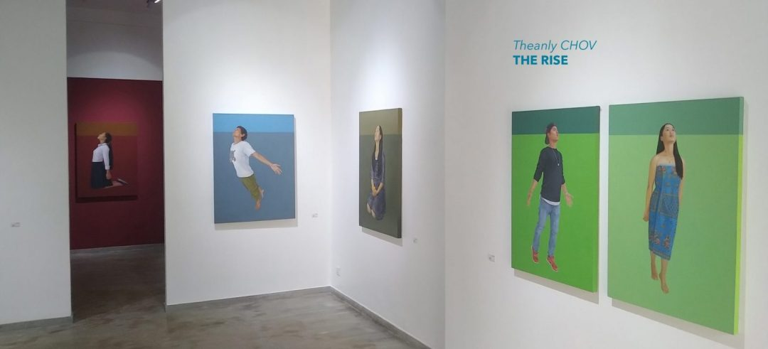 Theanly Chov Exhibition at Batia Sarem Gallery