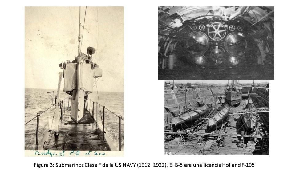 La pérdida del submarino B-5 (3/6)