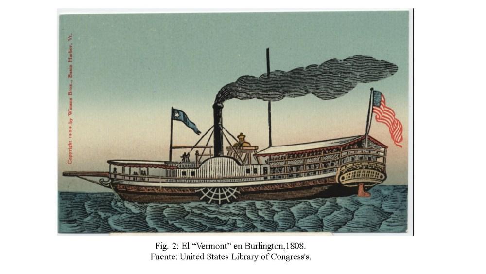Los primeros pasos de la navegación a vapor (2/6)