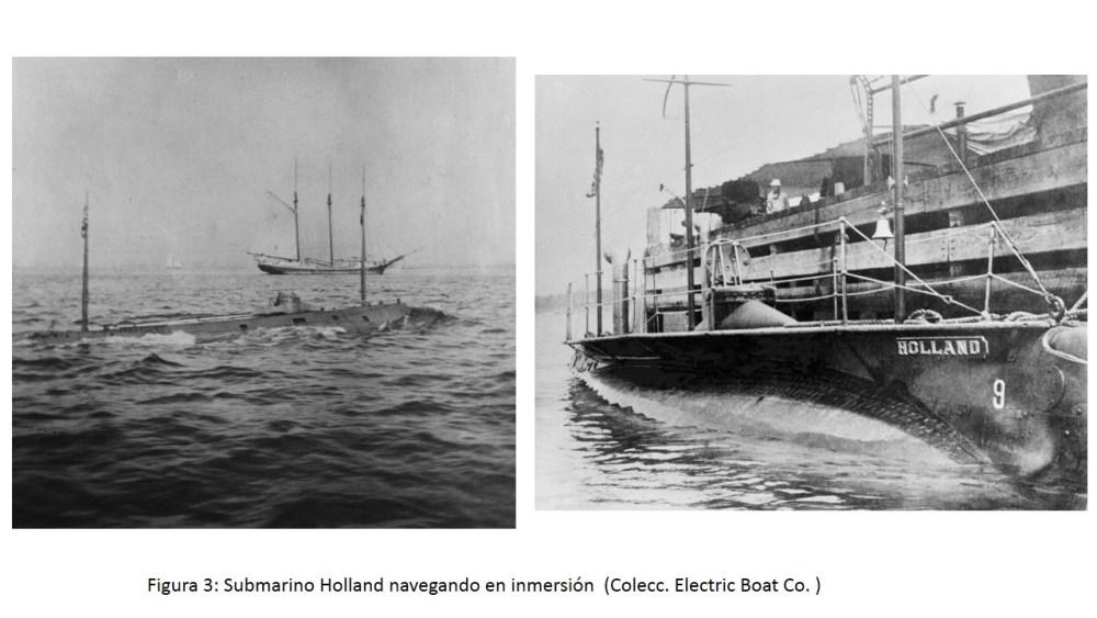 El Isaac Peral (A-0), primer submarino de la Flotilla (3/6)