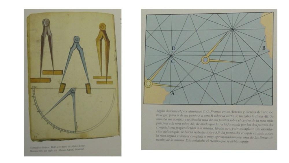 Estudios sobre instrumentos de navegación: (1/6)
