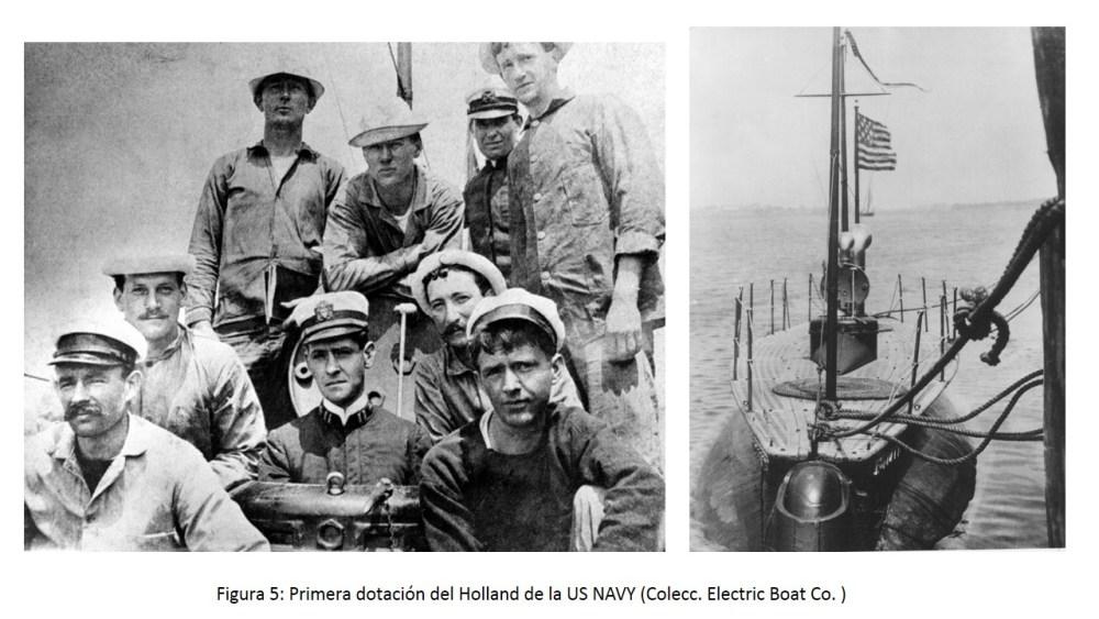 El Isaac Peral (A-0), primer submarino de la Flotilla (5/6)