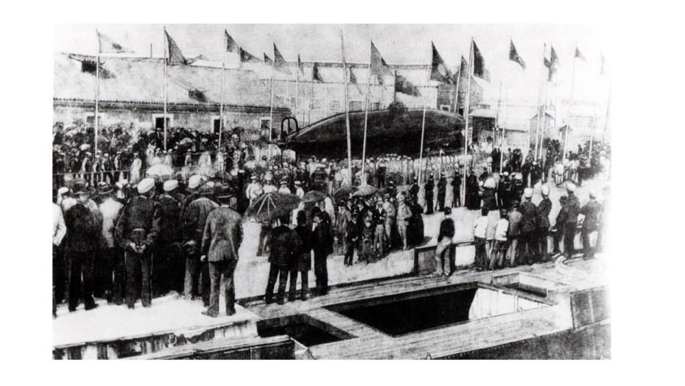 El Arma Submarina y su nacimiento: ¿1888 ó 1915? (2/6)