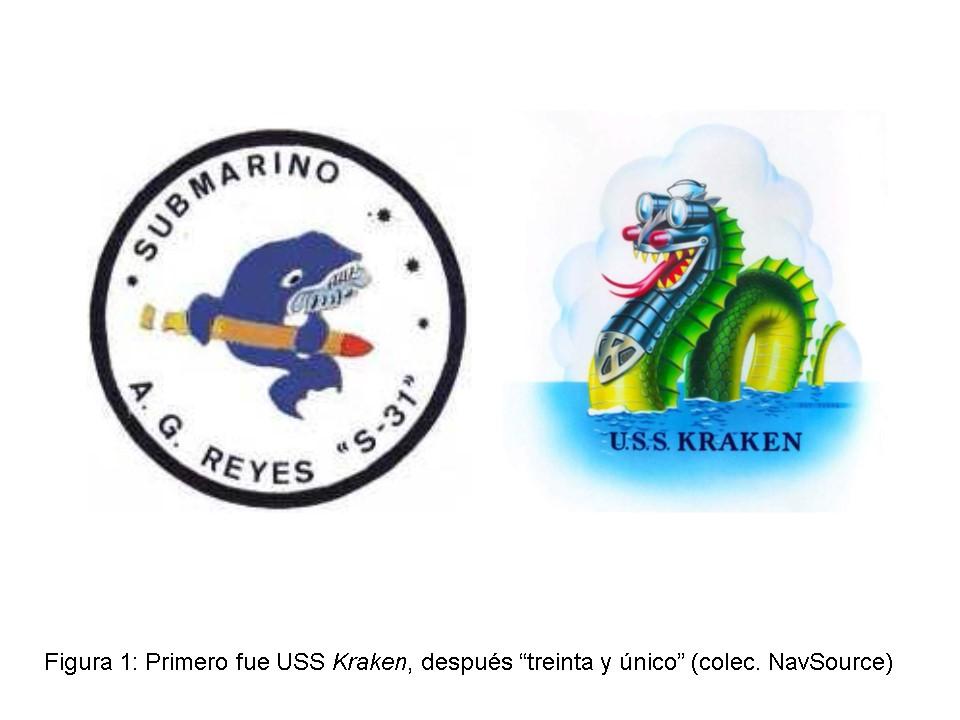 Historia de un submarino norteamericano que después fue español, el USS. Kraken (1/6)