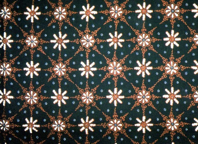 Gambar Batik Yogyakarta - motif nitik truntum