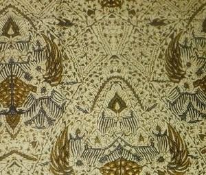 gambar batik cirebon sawat pengantin