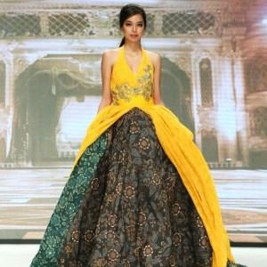 model baju batik moderen