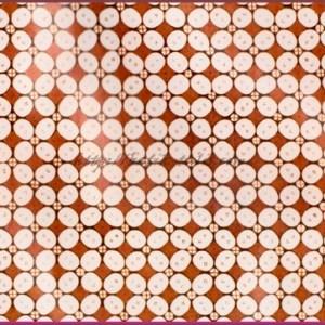 motif batik kawung bribil