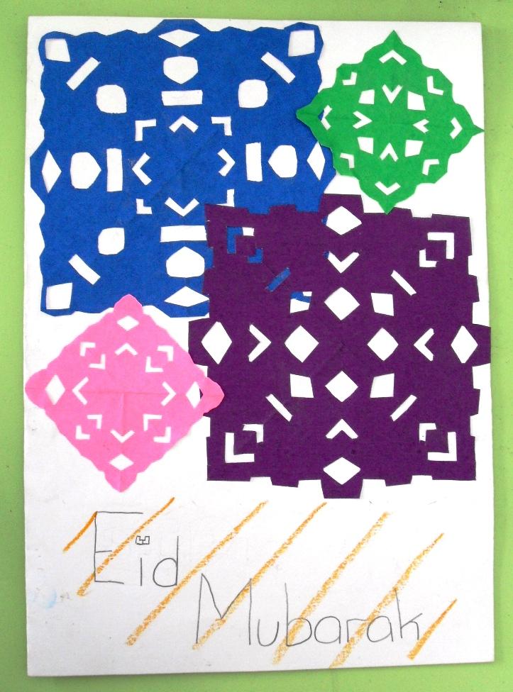 Eid Greeting Cards (1/3)