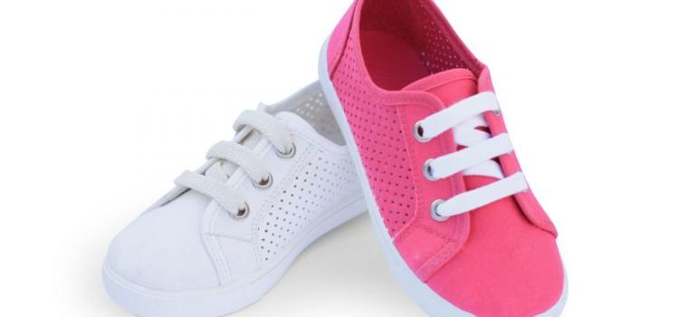 Calzado infantil cómodo y con estilo