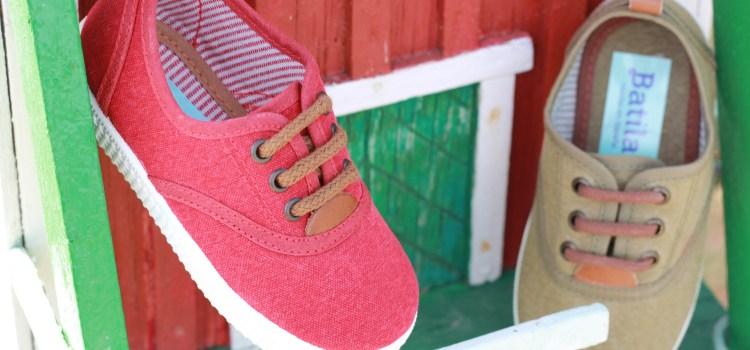 Calzado infantil colección primavera verano 2015