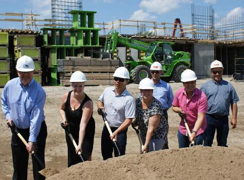 Construction is launched at La Malbaie!